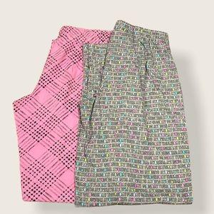 2-Pair Pajama Pants